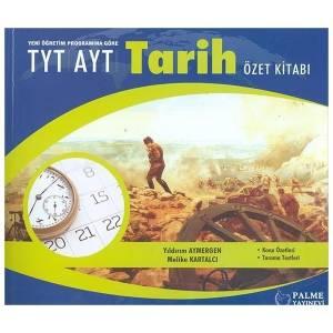 Tyt Ayt Tarih Özet Kitabı