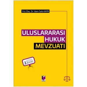 Uluslararası Hukuk Mevzuatı