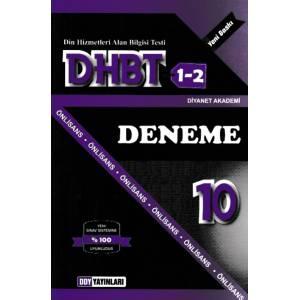 Ddy Dhbt Ön Lisans 10 Deneme Sınavı