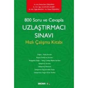 800 Soru Ve Cevaplauzlaştırmacı Sınavı Hızlı Çalışma Kitabı