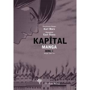 Kapital Manga 1. Cilt - Kürtçe