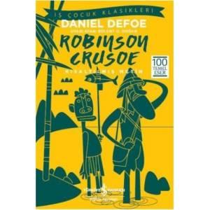 Robinson Crusoe Kısaltılmış Metin