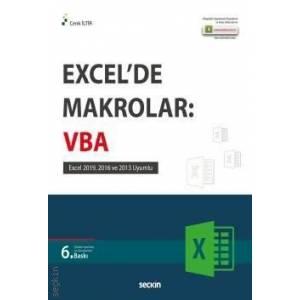 Excel'de Makrolar: Vba Excel 2019, 2016 Ve 2013 Uyumlu