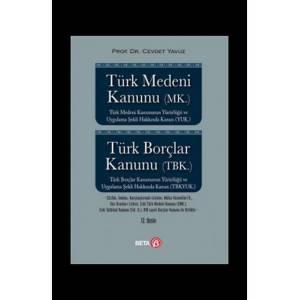 Türk Medeni Kanunu – Türk Borçlar Kanunu