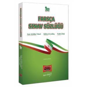 Yargı Yayınları 2021 Farsça Sınav Sözlüğü
