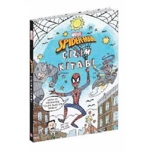 Marvel Spider-Man Çizim Kitabı