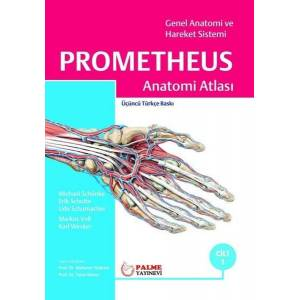 Anatomi Atlası Prometheus Cilt 1