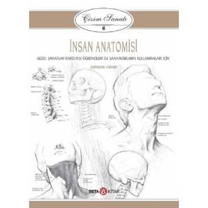 İnsan Anatomisi / Çizim Sanatı 6