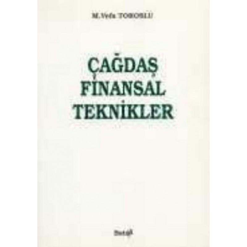 Çağdaş Finansal Teknikler