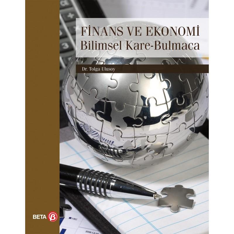 Finans Ve Ekonomi - Bilimsel Kare-Bulmaca