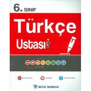 6.Sınıf Türkçe Ustası Mutlu Yayıncılık