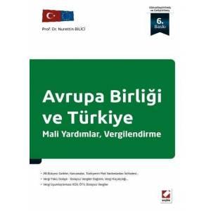 Avrupa Birliği Ve Türkiye (Mali Yardım, Vergilendirme)