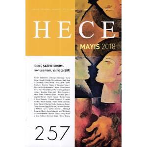 Hece Dergisi Sayı 267 Mart 2019