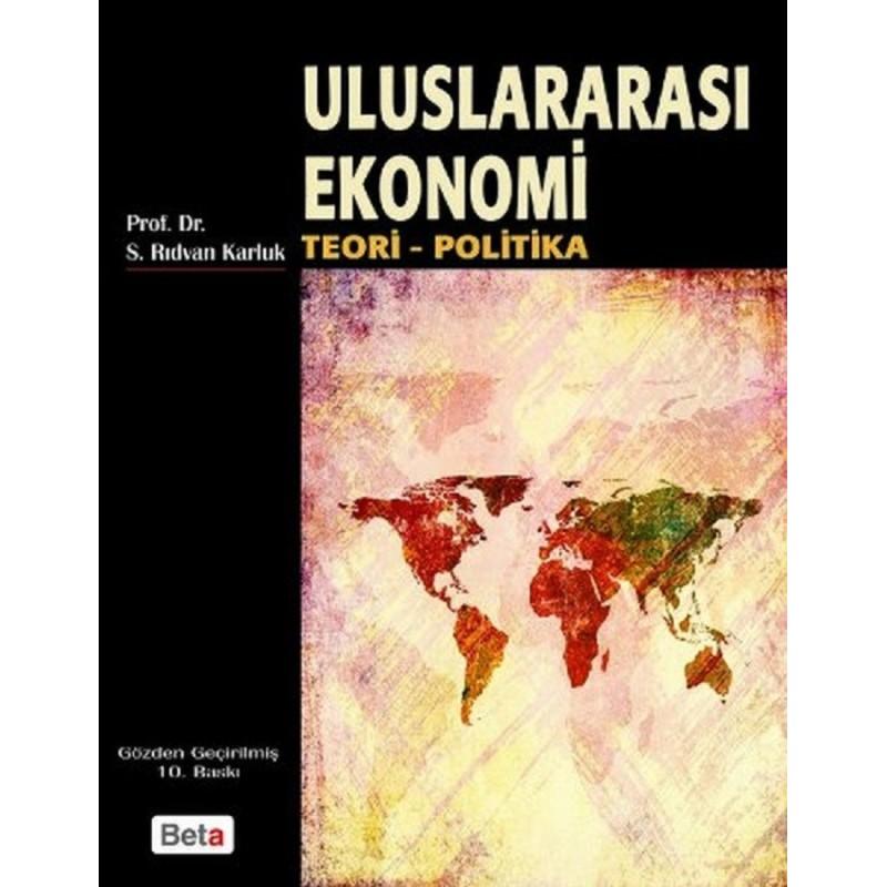 Uluslararası Ekonomi / Teori - Politika