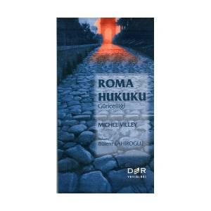 Roma Hukuku Güncelliği