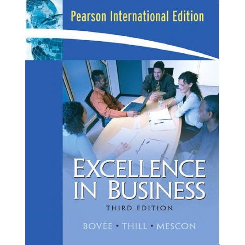 Excellence In Business / International Edition