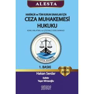 Alesta - Hakimlik Ve Tüm Kurum Sınavları İçin Ceza Muhakemesi Hukuku Konu Anlatımlı Ve Çözümlü Soru Bankası