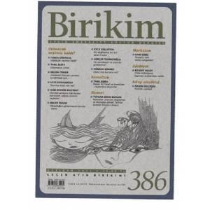 Birikim Dergisi Sayı 386