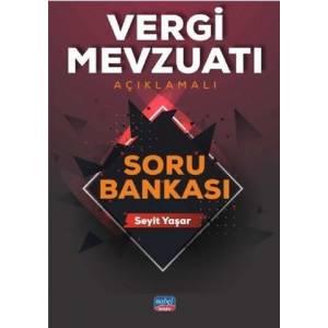 Vergi Mevzuatı Açıklamalı Soru Bankası