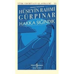 Hakka Sığındık / Klasik Türk Edebiyatı 55
