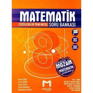 8. Sınıf LGS Matematik Soru Bankası
