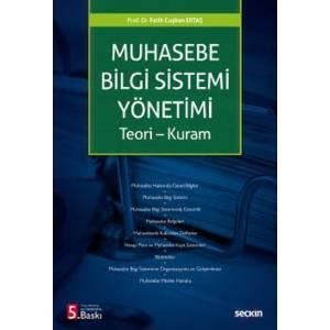 Muhasebe Bilgi Sistemi Yönetimi / Teori - Kuram