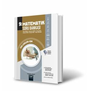 Çap 9. Sınıf Fen Lisesi Matematik Soru Bankası