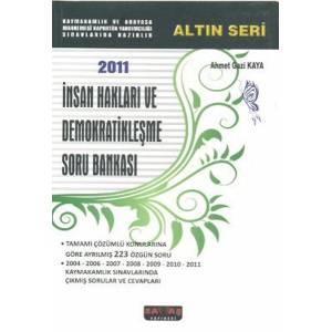 2011 İnsan Hakları Ve Demokratikleşme Soru Bankası