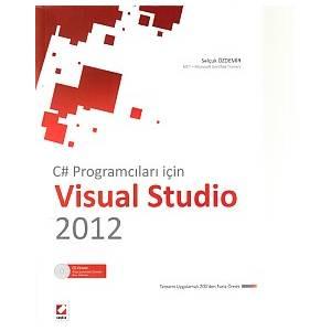 C Programcıları İçin Visual Studio 2012 Cdli