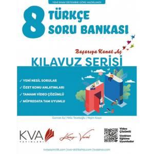 8. Sınıf LGS Türkçe Kılavuz Serisi Soru Bankası