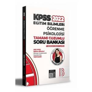 2022 KPSS Eğitim Bilimleri Öğrenme Psikolojisi Tamamı Çözümlü Soru Bankası 7 Deneme İlaveli