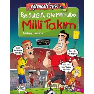 Pas Şut Gol İşte Milli Futbol - Milli Takım - Eğlenceli Spor