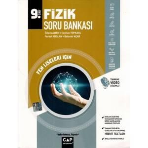 Çap Yayınları 9. Sınıf Fizik Fen Soru Bankası