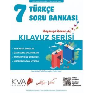 7. Sınıf Türkçe Kılavuz Serisi Soru Bankası