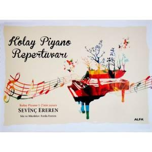 Kolay Piyano Repertuvarı