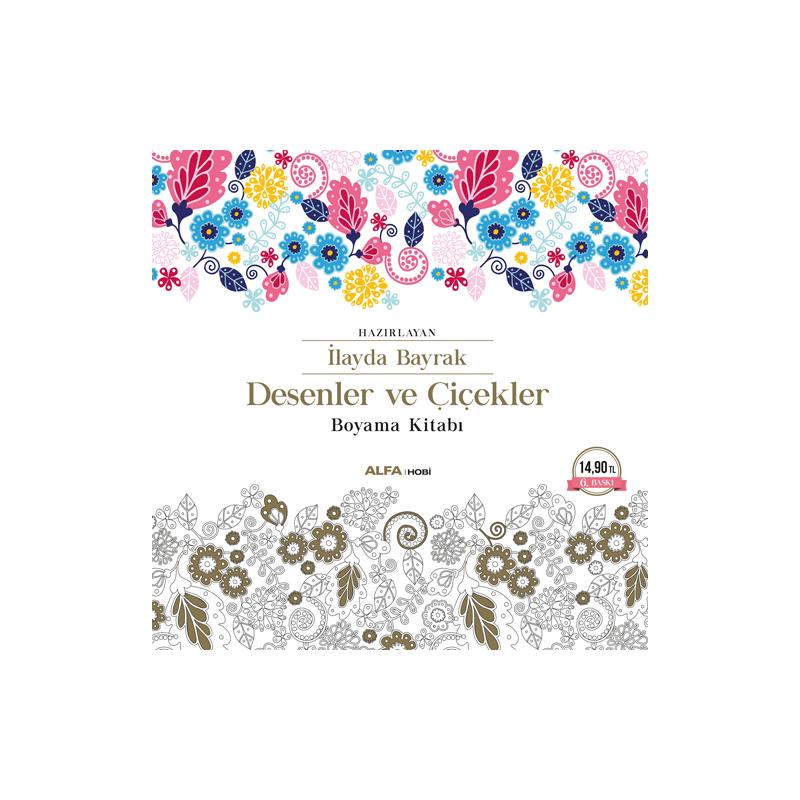 Desenler Ve Çiçekler
