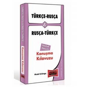 Rusça Türkçe Konuşma Kılavuzu Yargı Yayınları