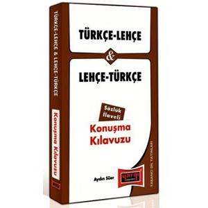 Türkçe - Lehçe Ve Lehçe - Türkçe Konuşma Kılavuzu Sözlük İlaveli