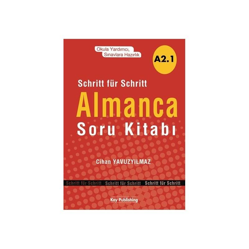 Key Publishing Almanca Soru Kitabı A2.1