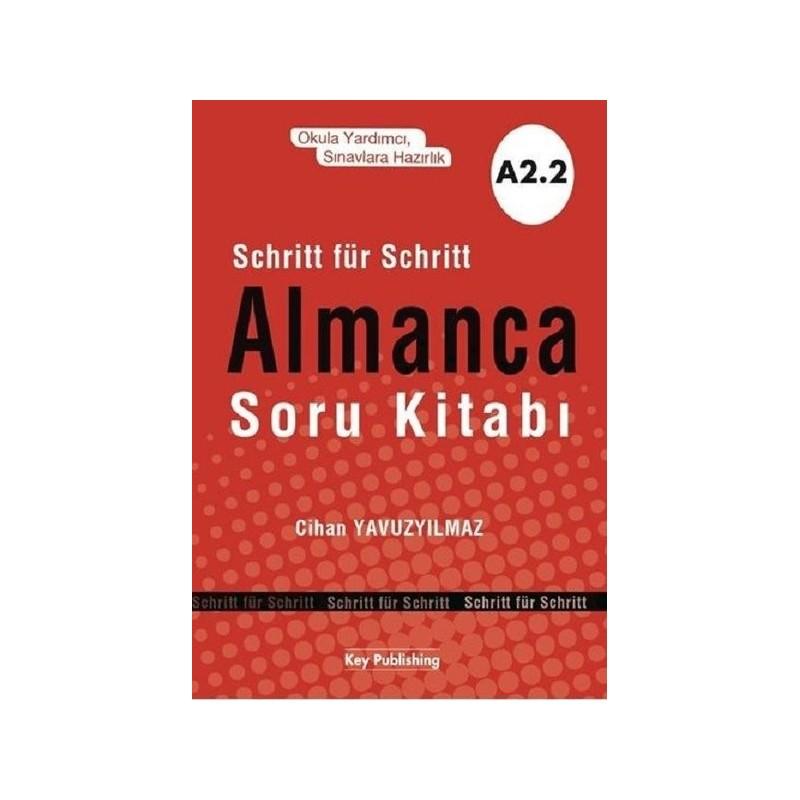 Key Publishing Almanca Soru Kitabı A2.2