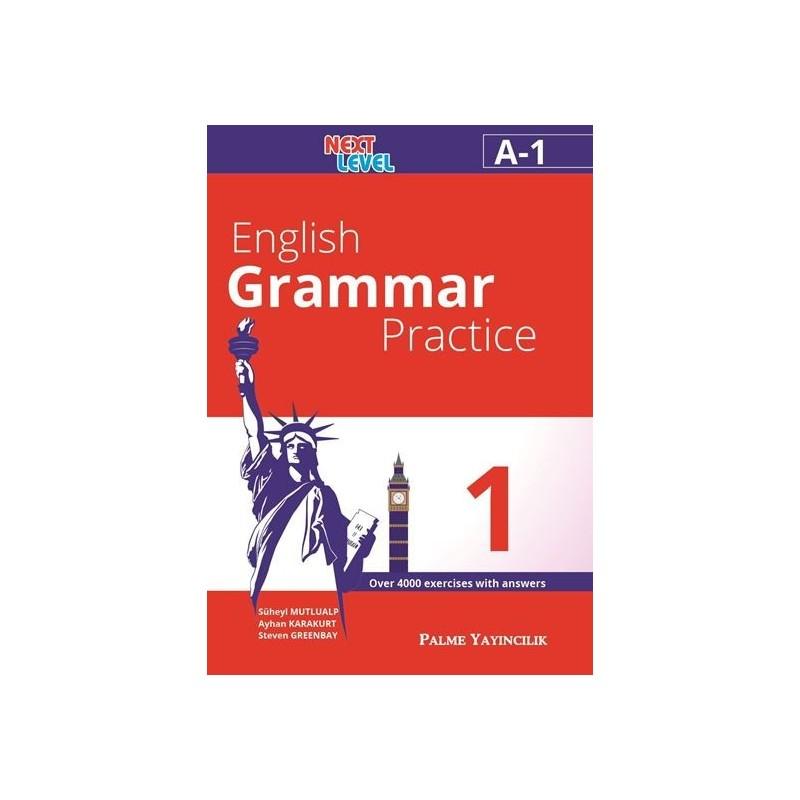 English Grammar Practice 1 (A-1)
