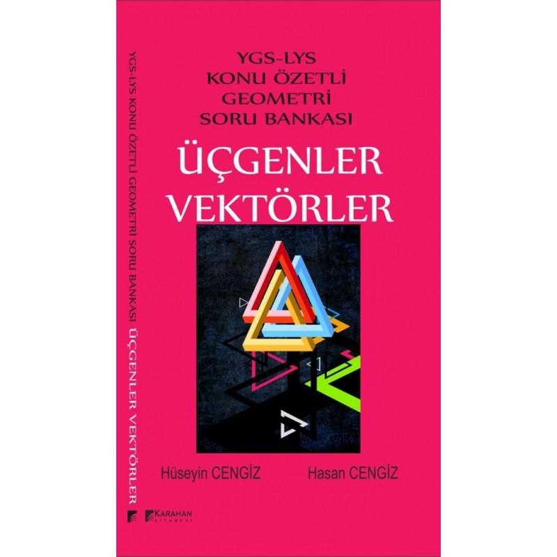 Ygs Lys Konu Özetli Geometri Soru Bankası Üçgenler&vektörler