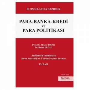 Para – Banka – Kredi Ve Para Politikası