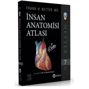 İnsan Anatomisi Atlası 7.baskı / Frank H. Netter