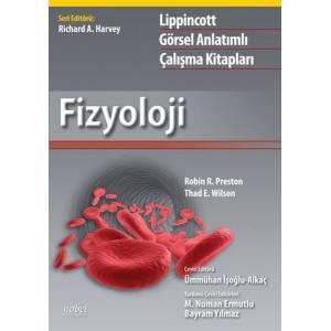 Fizyoloji - Lippincott Görsel Anlatımlı Çalışma Kitapları