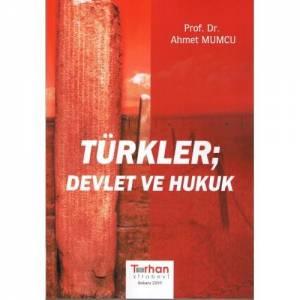Türkler, Devlet Ve Hukuk