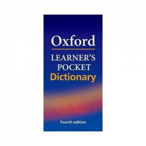 Oxford's Learner's Pocket Dictionary