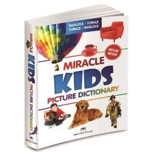 Miracle Kids Picture Dictionary / İlköğretim İngilizce - Türkçe