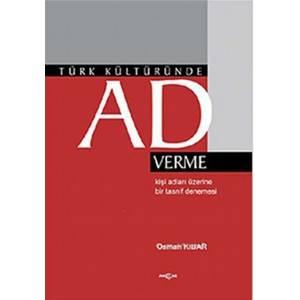 Türk Kültüründe Ad Verme
