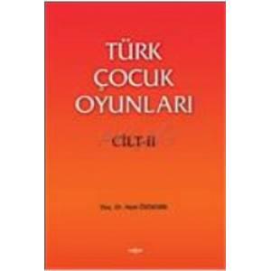 Türk Çocuk Oyunları 2 Cilt